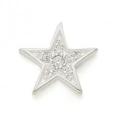 SILVER / CZ MY SHINING STAR