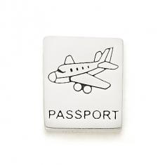 SILVER / PASSPORT