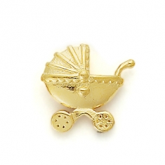 GOLD /  BABY CARRIAGE