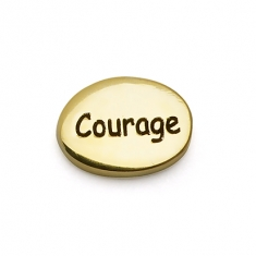 GOLD / COURAGE