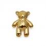 GOLD / TEDDY  BEAR