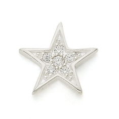 SILVER / CZ MY SHINING STAR