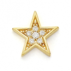 GOLD / CZ MY SHINING STAR