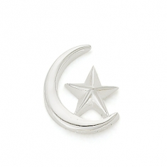SILVER / THE CRESCENT & STAR