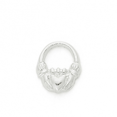 SILVER / CLADDAGH RING