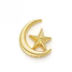 GOLD / THE CRESCENT & STAR
