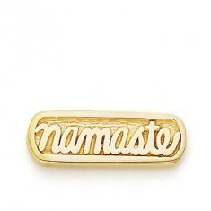 GOLD / NAMASTE