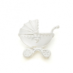 SILVER / BABY CARRIAGE
