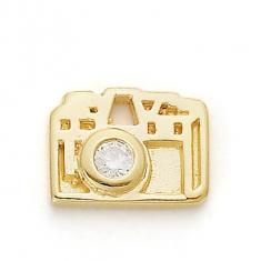 GOLD / CZ  CAMERA