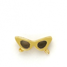 GOLD / CZ  SUNGLASSES