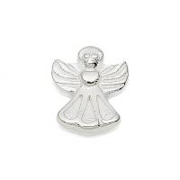 Silver Angel Earrings