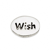 Silver Wish Earrings