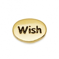 Gold Wish Earrings