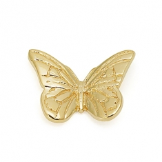 GOLD / BUTTERFLY - Plain