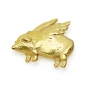 GOLD / FLYING PIG