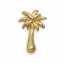 GOLD / PALM TREE