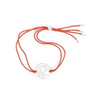 Leo Silver-Orange cord