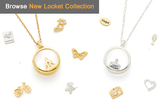 Browse New Lockets Collection
